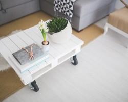 Zwevende meubels voor een heerlijk scandinavisch interieur