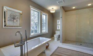 Besparen op een badkamerrenovatie