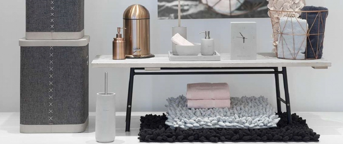 Badkamer accessoires luxe for Groothandel interieur accessoires