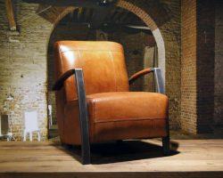 Hoe onderhoud je een leren fauteuil?