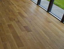 Een houten vloer: een prachtig accent aan jouw woning