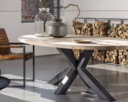 Woonaccessoires en meubels voor een industrieel interieur van dit moment