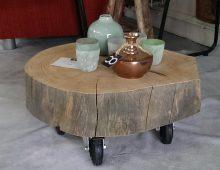 3 looks om te creëren met salontafels