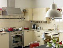 Vintage keuken inrichting