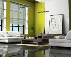 Positief stromende energie, met een Feng Shui woonkamer