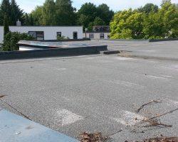 Lekkages voorkomen bij een plat dak