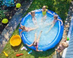 9 Tips voor een opblaasbaar zwembad in de tuin