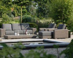 Creëer een terras in uw eigen tuin!