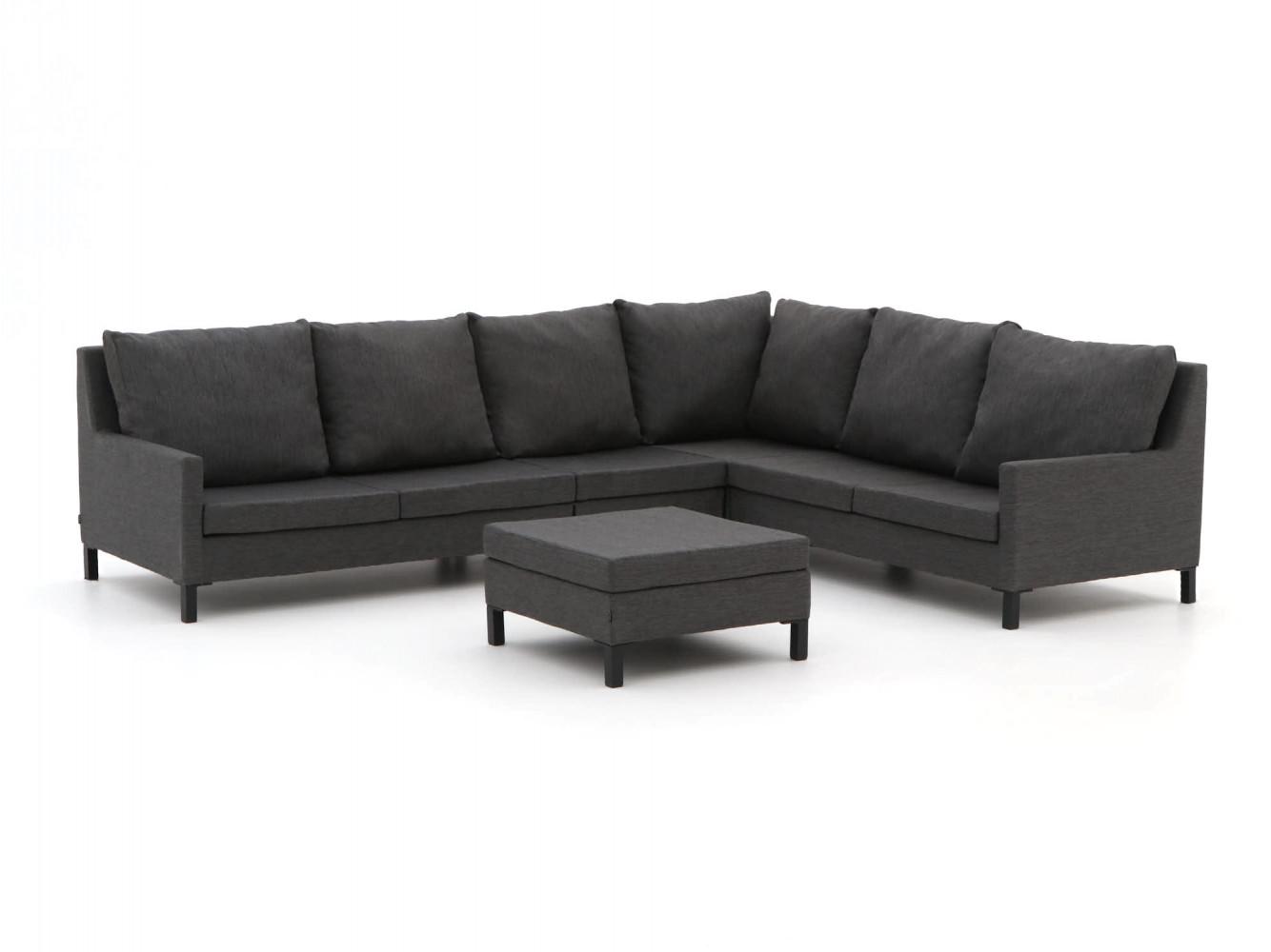 loungeset van outdoor textiel