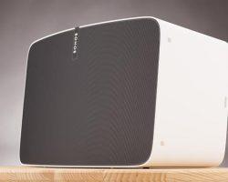 Mooie speakersystemen voor een styling interieur