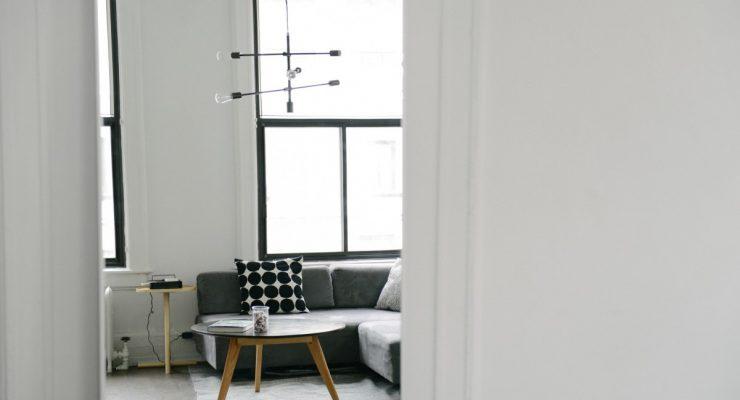 Richt je woonkamer in volgens de moderne woonstijl