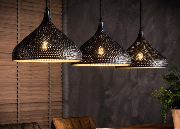 Zwarte Hanglampen