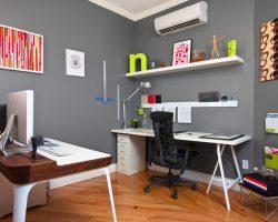 Thuis kantoor inrichten, wat is de meest ideale vloer voor je thuiskantoor