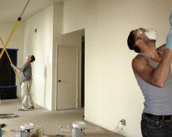 Het plafond schilderen, hoe doe je dat?