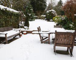 Hoe bescherm je je tuinmeubels tegen vorst?
