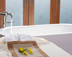 Hoeveel ruimte heb je nodig voor een ligbad?