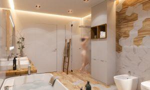 Restyle je badkamer en creëer een plek waar je optimaal kunt ontspannen