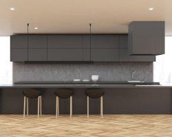 Vloerbedekking voor in de keuken