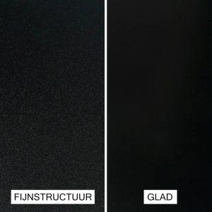 Voor een mooie afwerking kies je voor gecoat aluminium