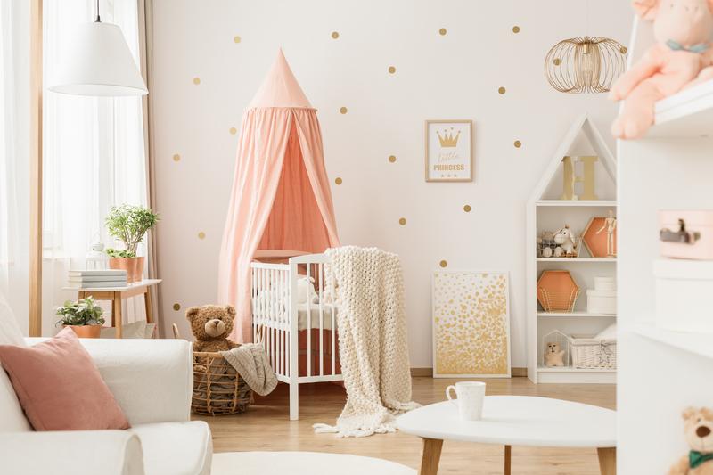 tips voor een originele babykamer