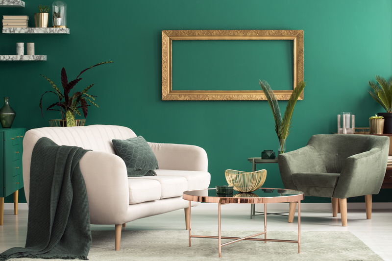 Groen in je interieur