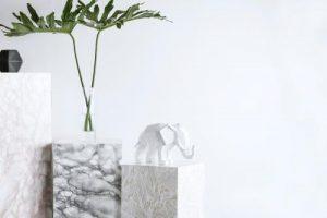 Marmer in je interieur: 5 voorbeelden