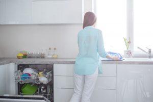 Maak je nieuwe keuken af met een bijpassende vaatwasser