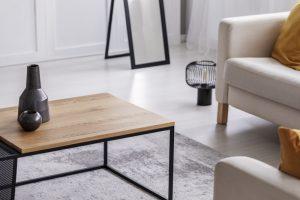 5 items die je kunt gebruiken als salontafel