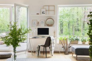 Geen tuin? 5 tips voor een buitengevoel in huis