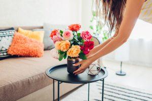 Hoe bloemen mooi houden bij warm weer?