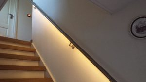 Maak je woning af met een moderne en duurzame stalen trapleuning