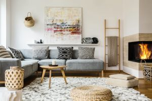 Trends voor de woonkamer 2021