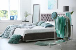 Mintgroen in de slaapkamer: inspiratie en tips