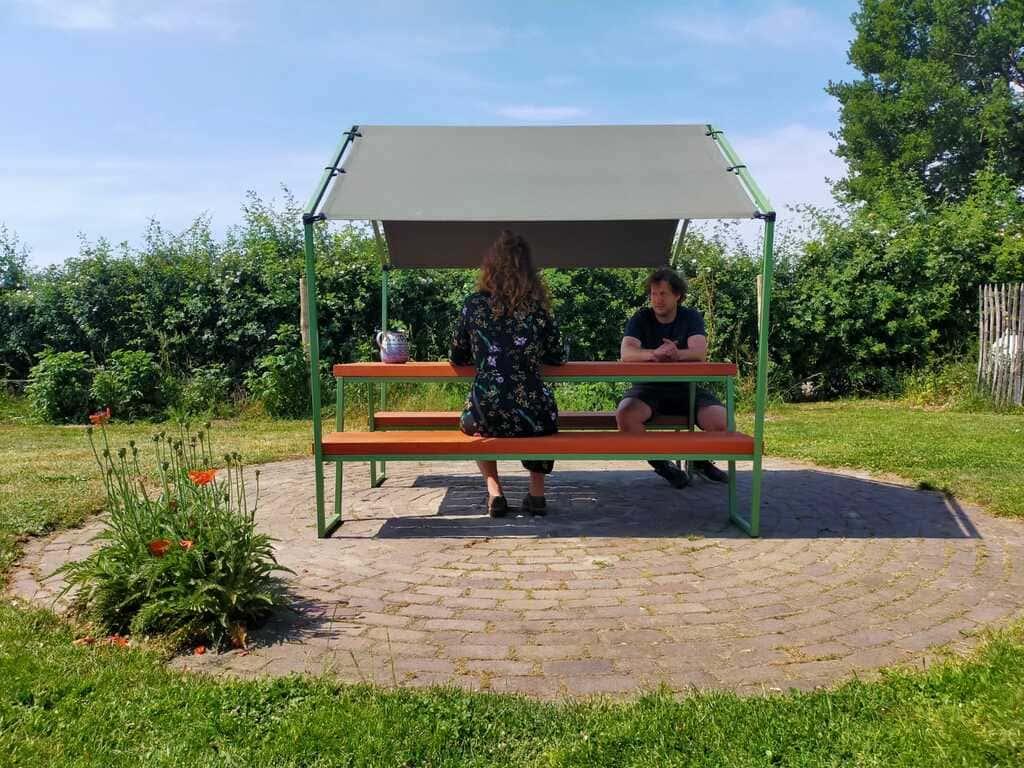 duurzame picknicktafel