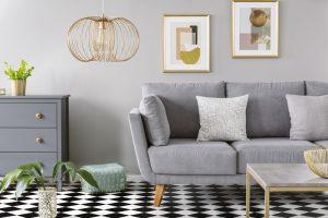 Een vleugje goud in je interieur: de mooiste ideeën