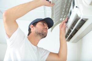 Airco zorgt voor een constante temperatuur in huis