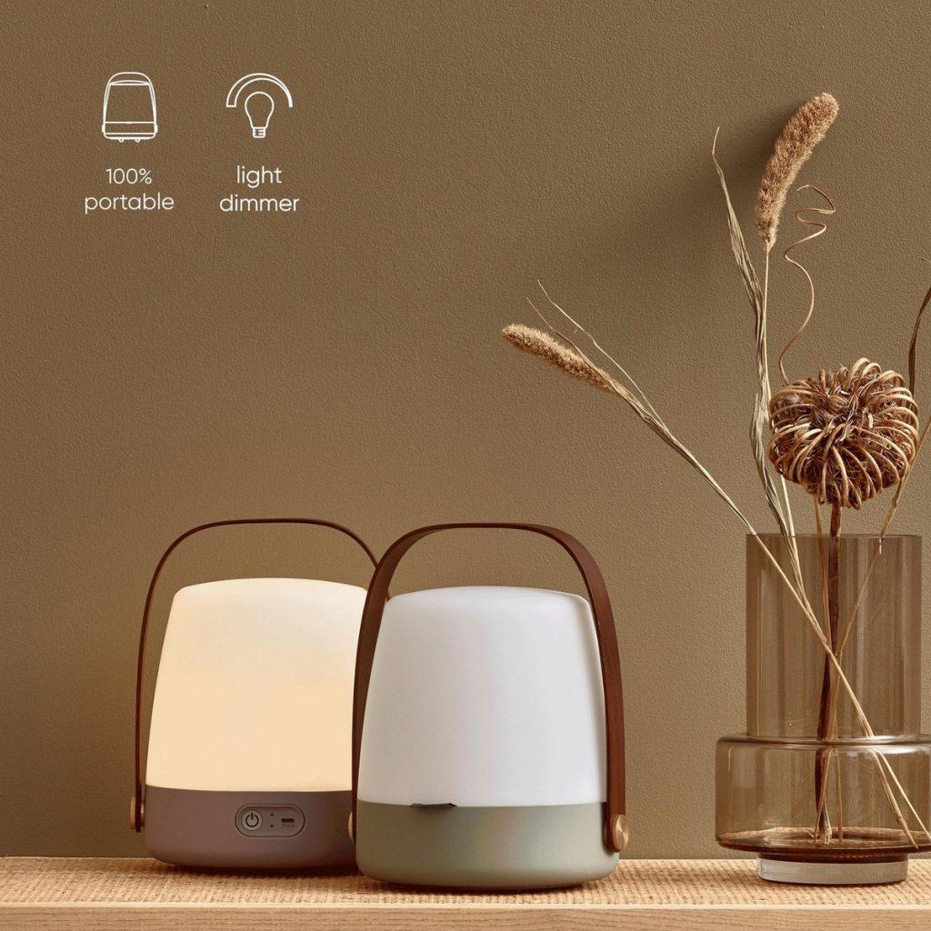 Deense design LED-lamp