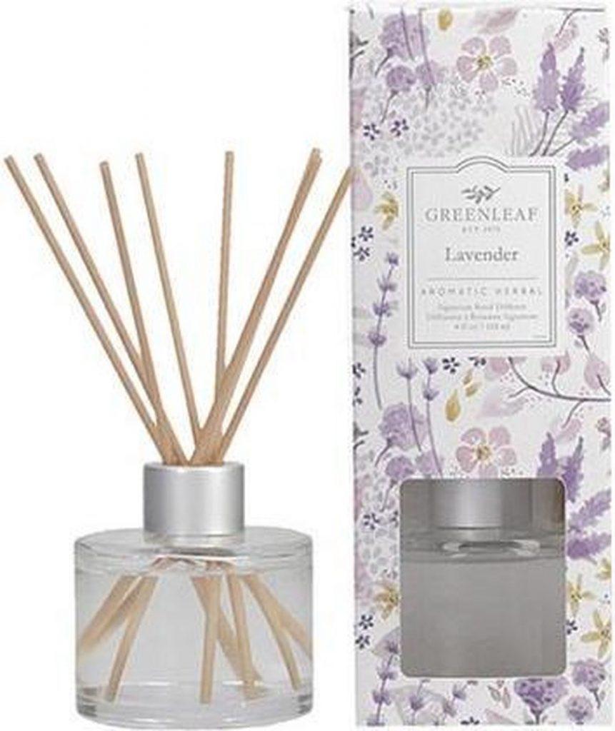 Greenleaf reed diffuser lavender