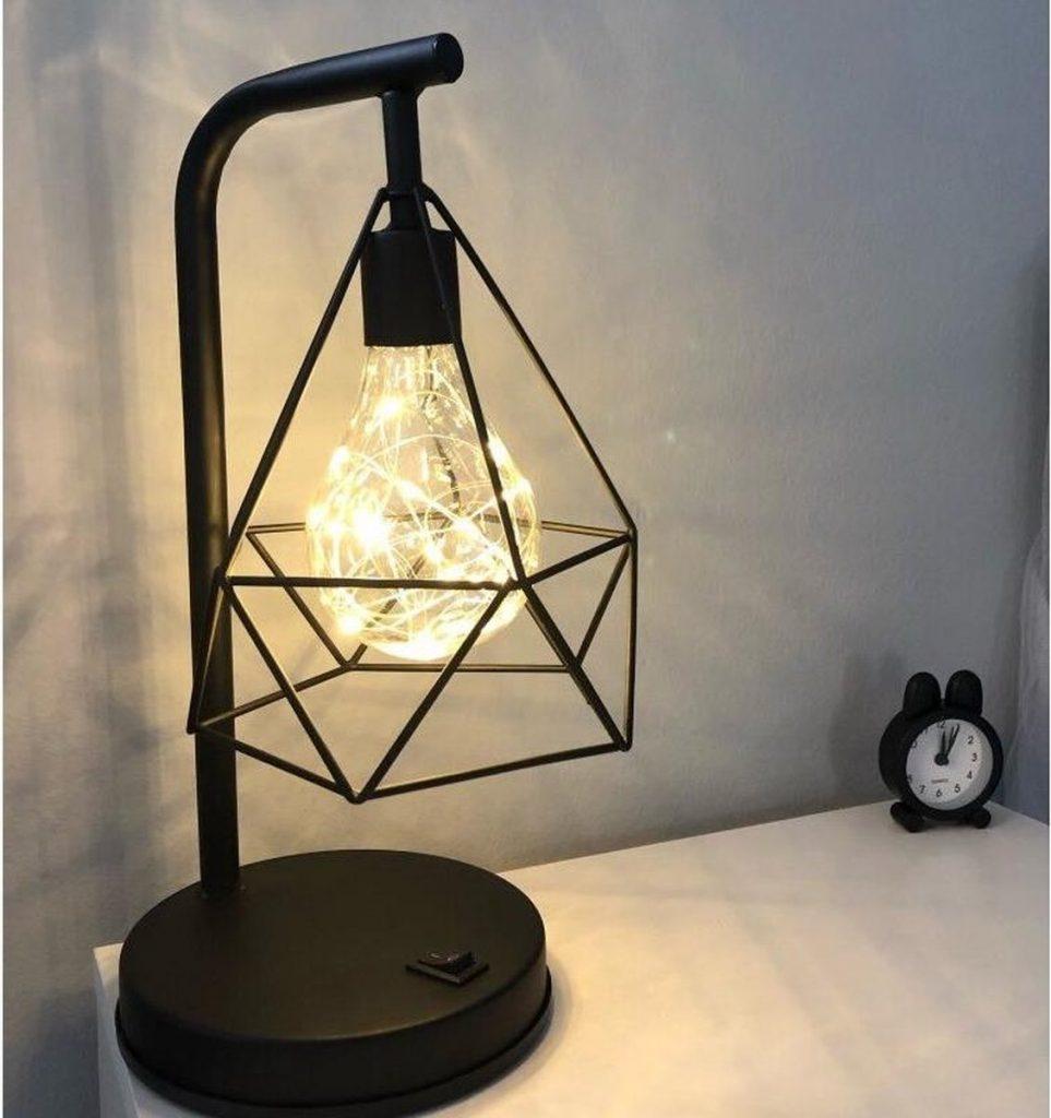 Minimalistische Nachtlamp