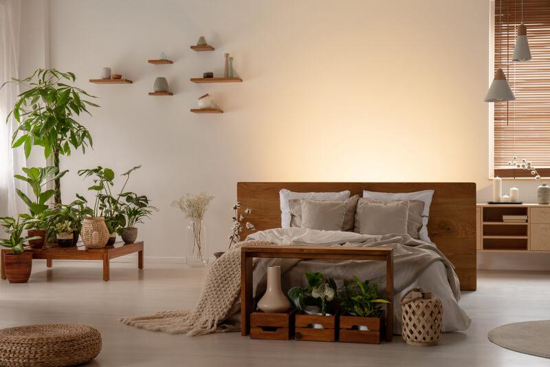 slaapkamer donkerder maken